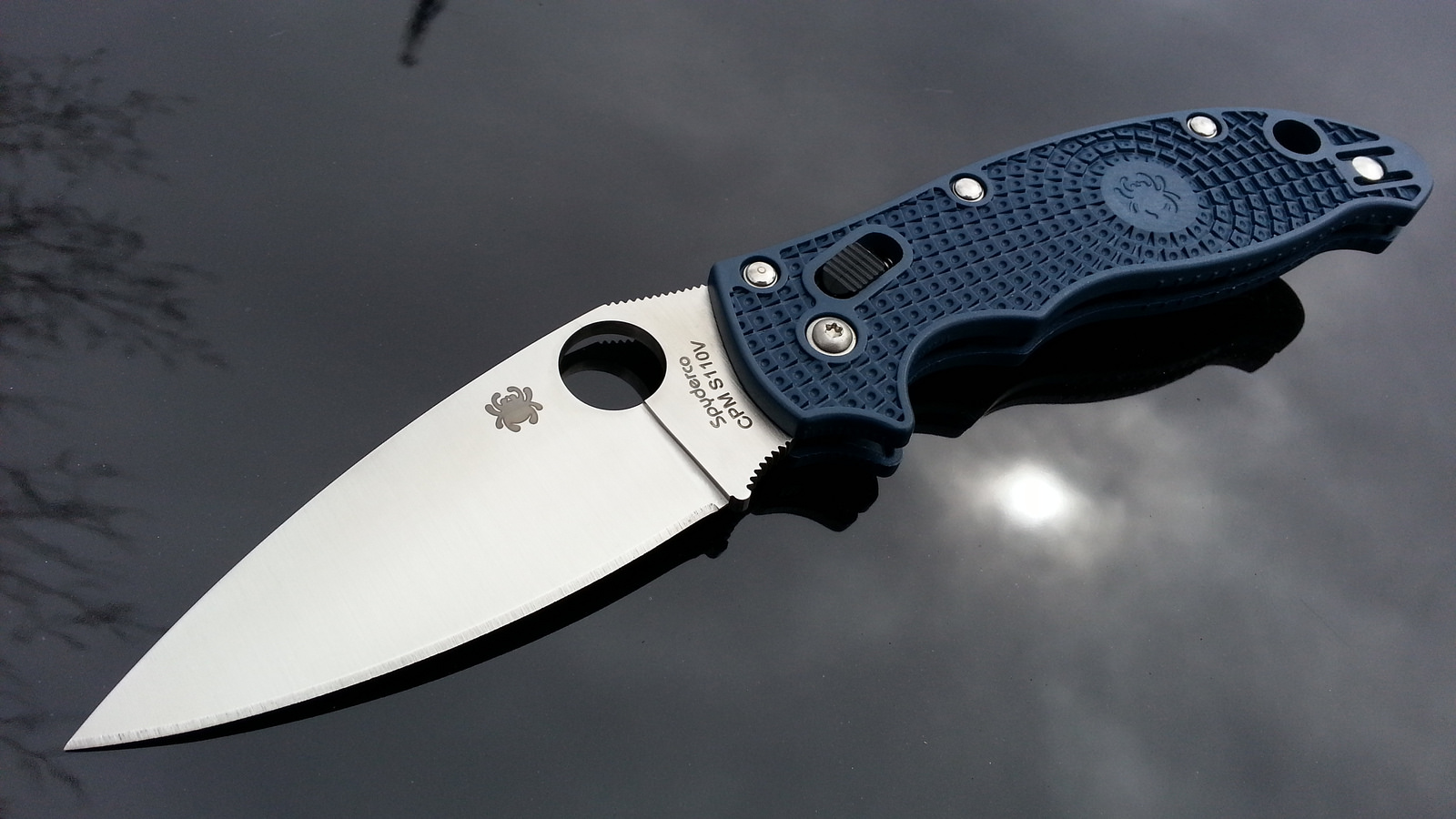 Spyderco Manix 2 183 Review 2019 Pocket Knife Info
