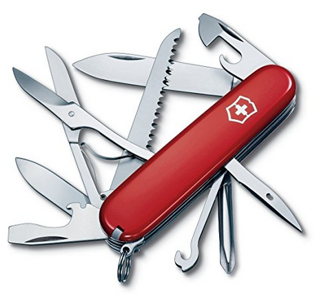 Swiss Army Knife ★ The Ultimate Guide ★ 2018 Pocket